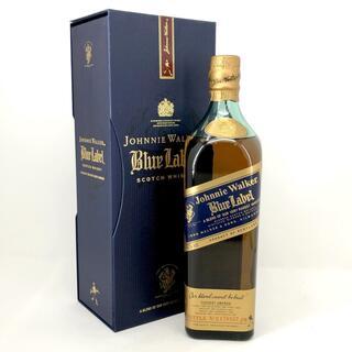 ジョニーウォーカー ブルーラベル 750ml(ウイスキー)