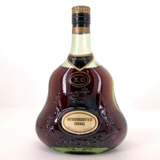 ヘネシー JASヘネシー XO グリーンボトル 金キャップ 700ml(ブランデー)