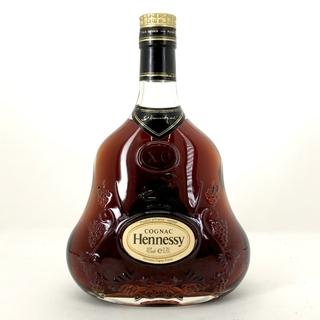 ヘネシー XO 金キャップ クリアボトル 700ml(ブランデー)