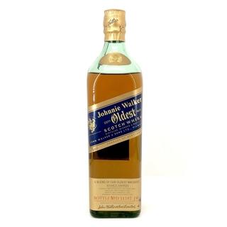 ジョニーウォーカー オールデスト 750ml(ウイスキー)