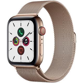 新品 Apple Watch series5 44mm 最後のピンクゴールド(その他)