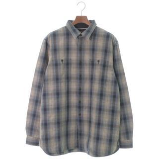 ダブルアールエル(RRL)のRRL カジュアルシャツ メンズ(シャツ)