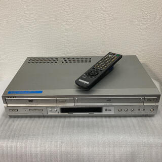 ソニー(SONY)の【完動品】SONY SLV-D373P DVD/VHS 一体型 ビデオデッキ(DVDプレーヤー)