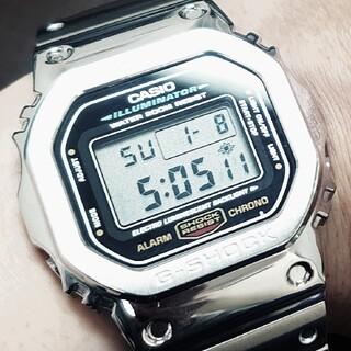 G-SHOCK - カシオ CASIO G-SHOCK DW-5600E フルメタルカスタム 新品