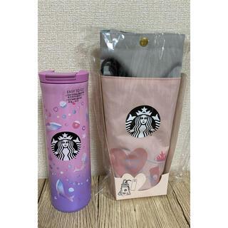 Starbucks Coffee - スターバックス タンブラー&ショルダーボトルケース