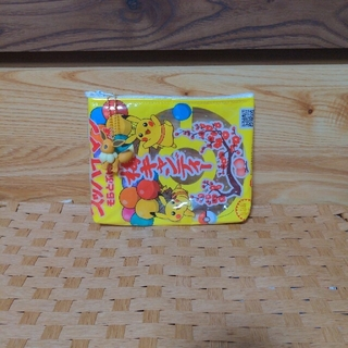 空飛ぶピカチュウ キャンディー袋 リメイクポーチ