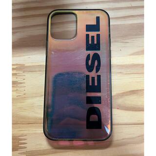 ディーゼル(DIESEL)のDIESEL iPhone12 ケース 中古(iPhoneケース)