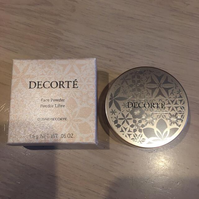 COSME DECORTE(コスメデコルテ)の専用!!!  コスメデコルテ フェイスパウダー 80 グロウピンク コスメ/美容のベースメイク/化粧品(フェイスパウダー)の商品写真
