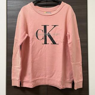 カルバンクライン(Calvin Klein)の【クリーニング済み‼️】レアカラー Calvin Klein トレーナー M(トレーナー/スウェット)
