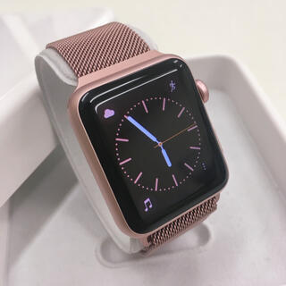 Apple Watch - 廃盤色 Apple Watch SPORT RoseGold アップルウォッチ