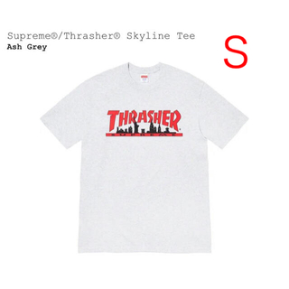 Supreme - 未開封 Supreme®/Thrasher® Skyline Tee