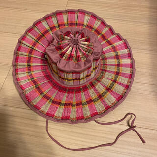ロンハーマン(Ron Herman)のLorna Murray Capri Hat(麦わら帽子/ストローハット)