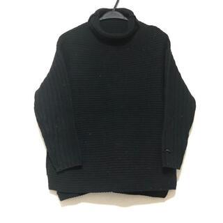 ランバンオンブルー(LANVIN en Bleu)のランバンオンブルー 長袖セーター 38 M -(ニット/セーター)