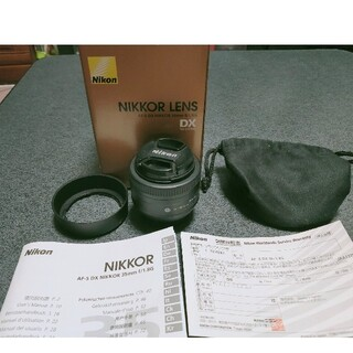 Nikon - ニコンDX35 mmf1.8G