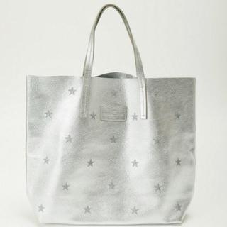 DEUXIEME CLASSE - NUR スター刺繍トートバッグ