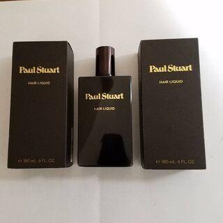 ポールスチュアート(Paul Stuart)のポール・スチュアート ヘアリキッド N 【整髪料】 3本(ヘアウォーター/ヘアミスト)