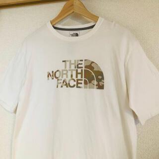 THE NORTH FACE - ノースフェイス North face 迷彩Tシャツ メンズM