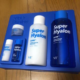 アイオペ(IOPE)のvt cosmetic superHyalon 化粧水&乳液セット(化粧水/ローション)