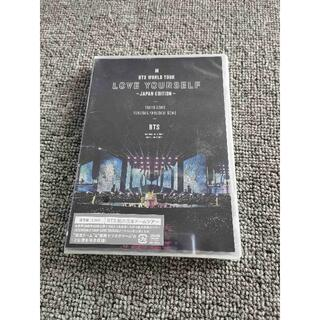 防弾少年団(BTS) - BTS WORLD TOUR 'LOVE YOURSELF' (通常盤)DVD