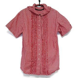 ピンクハウス(PINK HOUSE)のピンクハウス 半袖シャツブラウス サイズL(シャツ/ブラウス(半袖/袖なし))
