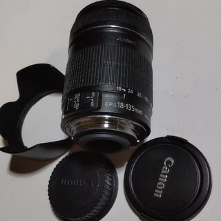 Canon - Canon EF-S18-135F3.5-5.6 IS