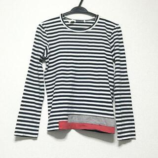 コムデギャルソン(COMME des GARCONS)のコムデギャルソン 長袖Tシャツ サイズL -(Tシャツ(長袖/七分))