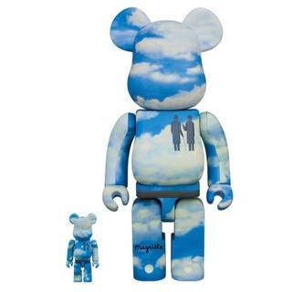 MEDICOM TOY - be@rbrick rene magritte 100% & 400%