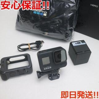 ゴープロ(GoPro)の美品 GoPro HERO 8 BLACK (ビデオカメラ)