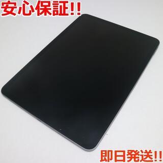 アイパッド(iPad)の美品 iPad Pro 第2世代 11インチ Wi-Fi 256GB  グレイ(タブレット)