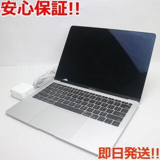 アップル(Apple)の美品MacBookAir2019 13インチ Corei5 8GB128GB(ノートPC)