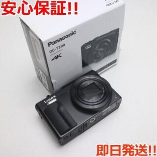 パナソニック(Panasonic)の新品 DC-TZ90 ブラック (コンパクトデジタルカメラ)