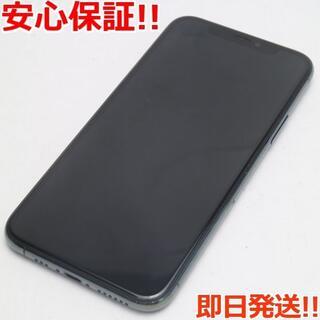 アイフォーン(iPhone)の新品同様 SIMフリー iPhone 11 Pro 256GB (スマートフォン本体)