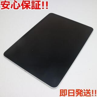 アイパッド(iPad)の超美品iPadPro第2世代11インチ Wi-Fi 128GBシルバー(タブレット)