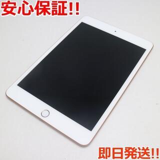アップル(Apple)の美品 iPad mini 5 Wi-Fi 64GB ゴールド (タブレット)