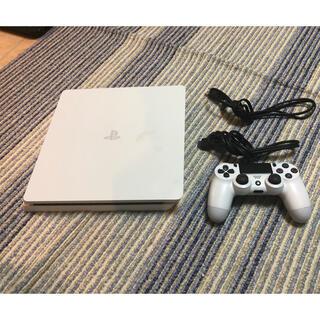 PlayStation4 4CUH-2200 500GBグレイシャーホワイト
