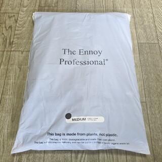 1LDK SELECT - ENNOY 3PACK T-SHIRTS BLACK M  / 単品 左袖