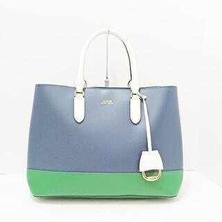 ラルフローレン(Ralph Lauren)のラルフローレン ハンドバッグ美品  -(ハンドバッグ)