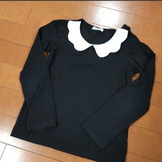 フェフェ(fafa)のパンパンチュチュ 襟付き トップス 120(Tシャツ/カットソー)