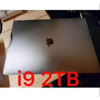 Mac (Apple) - iPad Pro 16インチ 最上級グレードi9 2TB