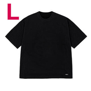 1LDK SELECT - ennoy PACK T-SHIRTS 1枚 Lサイズ 左裾ロゴ