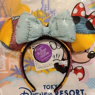 ディズニー(Disney)のディズニー ハロウィン2021 サリーカチューシャ(カチューシャ)