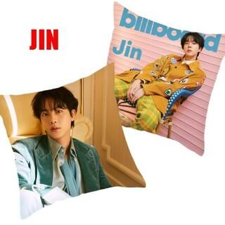 ボウダンショウネンダン(防弾少年団(BTS))のBTS クッションカバー  JIN(アイドルグッズ)