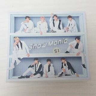 Snow Mania S1 初回盤A Blu-ray未再生 シリアルコード付き