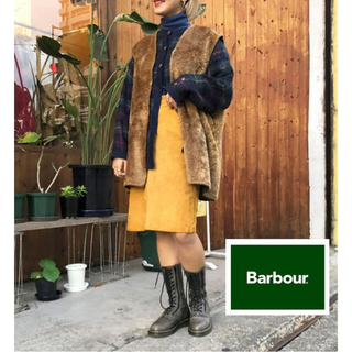 Barbour - 90s Barbour WARM PILELINING バブアーライナー C42