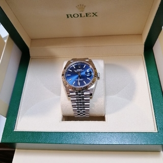 ROLEX - ロレックス デイトジャスト41 126334 ブルー ジュビリー