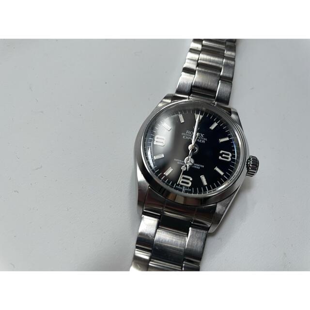 エクスプローラーⅠ  14270タイプ品 メンズの時計(腕時計(アナログ))の商品写真