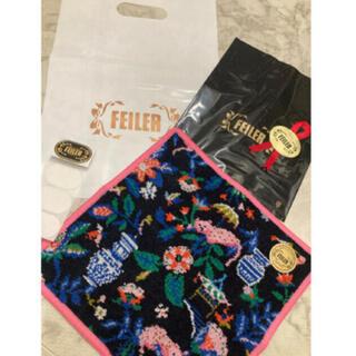 FEILER - ◆新品未使用品プレゼント◆フェイラー ラブラリーシノワズリ