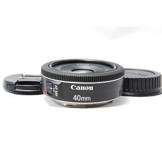 Canon - Canon EF 40mm F2.8 STM