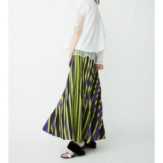 ENFOLD - UN3D アンスリード オリガミボーダースカート