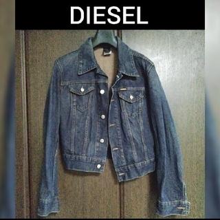 ディーゼル(DIESEL)のDIESEL ディーゼル diesel レディース★デニムジャケット★Gジャン(Gジャン/デニムジャケット)